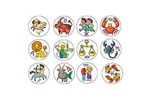 слушать гороскоп для самых лучших знаков зодиака