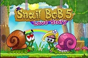 онлайн игра улитка боб 5 история любви играть
