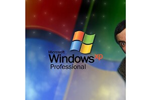 windows xp приветствие