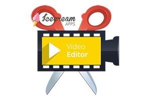 ice cream video editor официальный сайт